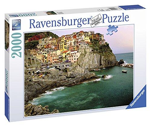 Ravensburger-16615-Cinque-Terre-Italien-2000-Teile-Puzzle
