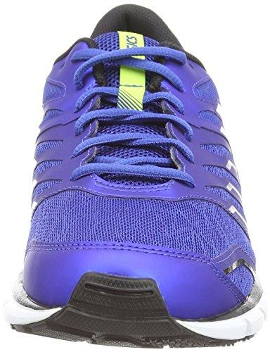 Masculinos zaraca azul 4 De Sapatos Asics 4293 Azul Ónix Gel Prata Corrida FI58q8