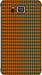 Timpax protective Armor Hard Bumper Back Case Cover. Multicolor printed on 3 Dimensional case with latest & finest graphic design art. Compatible with Galaxy Alpha G850F Design No : TDZ-22125