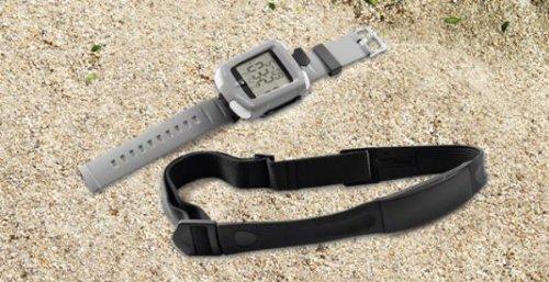 Nordic Walking Puls Uhr LED Indikator