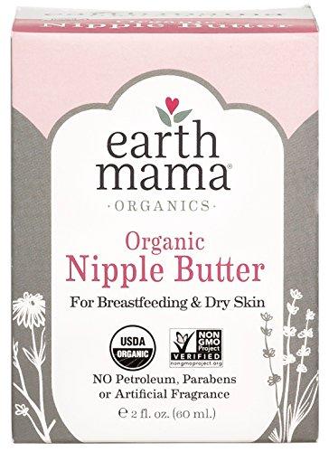 Earth Mama Angel Baby, Natural Nipple Butter, 2 fl oz (60 ml)