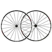 Shimano WH-R501 - Cerchioni per bici da strada, 700 C, nero - 130 Mm Mozzo Posteriore