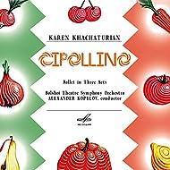 K. Khachaturian: Cipollino