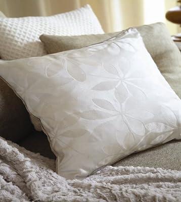 Catherine Lansfield Ivory Cushion Cover, Cream - inexpensive UK light store.