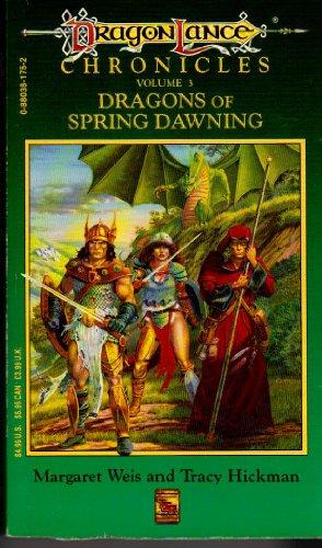 DragonLance Chronicles Volume 3 Dragons of Spring Dawning