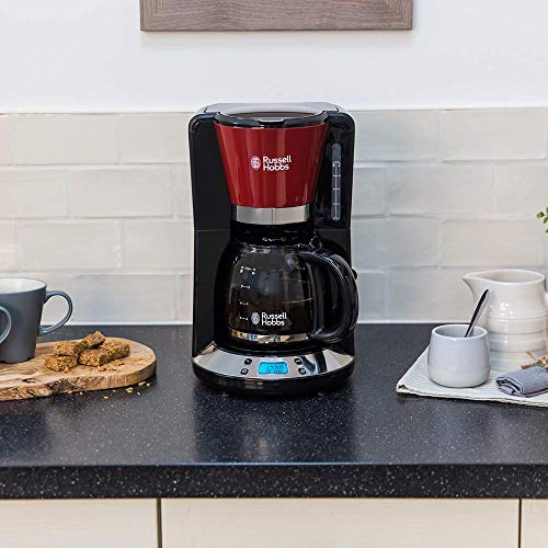 Russell Hobbs Colours Plus - Cafetera de Goteo