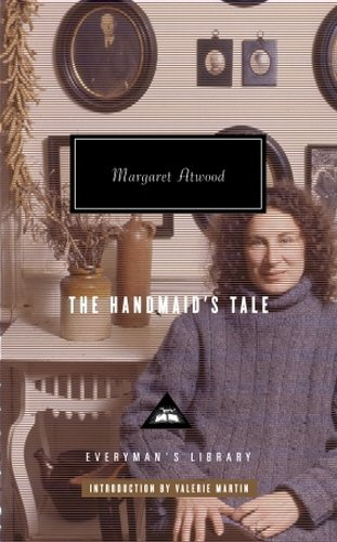 Book cover for The Handmaid's Tale