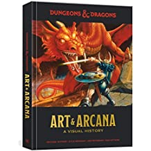 Dungeons And Dragons Art And Arc