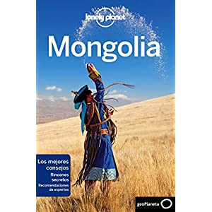 Mongolia 1 (Guías de País Lonely Planet)