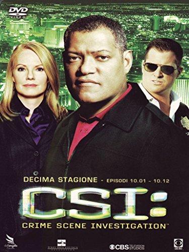 French White-tee (CSI - Crime Scene InvestigationStagione10Episodi01-12 [3 DVDs] [IT Import])
