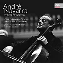 André Navarra - Prague Recordings