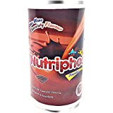 Nutriphos Powder | Protein Supplement Nutritional Daily Dietary Supplement For Child, Men & Women In Extra Chocolate...