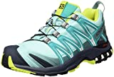 Salomon Damen Xa Pro 3d Gtx W Traillaufschuhe, Mehrfarbig (Ablue/Ombre Blue/Lime P), 40 EU  - 512y9 cyhaL - Salomon XA Pro Goretex – Trail Running Schuhe