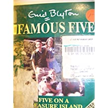 Five on a Treasure Island: A Famous Five Adventure