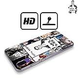 Head Case Designs Officiel Justin Bieber Affiche De Grille Objectif Coque en Gel Doux Compatible avec Huawei Mate 20 Pro