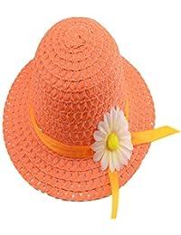 Hulday Gorros Gorros De Elegante Suave Lado Flor Damas 3D Plisado Estilo  Simple Musulmán Pañuelo De 0a1bf28f959