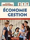Economie-Gestion 2de, 1re, Tle Bacs Pros Industriels (2015) Pochette élève