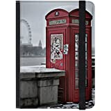"caseable - Funda para Kindle y Kindle Paperwhite, diseño ""London Caling"""