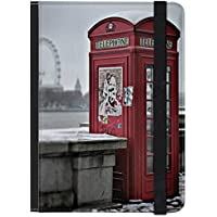 "caseable - Funda para Kindle y Kindle Paperwhite, diseño""London Caling"""