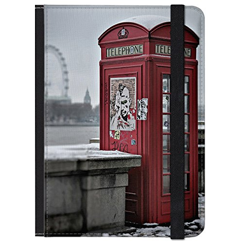 caseable Kindle und Kindle Paperwhite Hülle, London Calling (London Tragen)