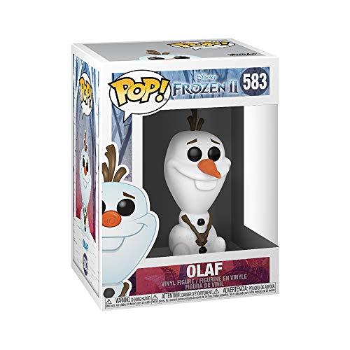 Funko 40895 POP Disney: Frozen 2-Olaf Sammelbares Spielzeug, Mehrfarben