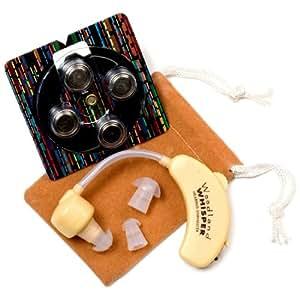 Woodland Whisper–Hinter das Ohr Hörgeräte Enhancer–WW–Verstärkung hören –, AIDS in erhöhter Gehör