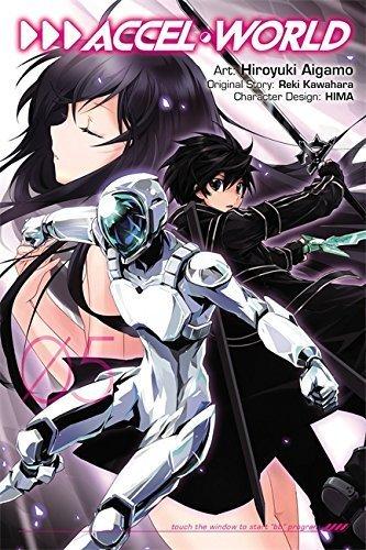 Accel World, Vol. 5 (manga) (Accel World (manga)) by Reki Kawahara (2015-10-27)