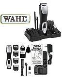 Wahl tondeuse à barbe/bodytrimmer, 4 différents schneidsätze-accrochage mural-accessoires - 242484 beaucoup