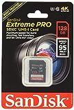 SANDISK Extreme PRO SDXC 128GB UHS-1 SDS...