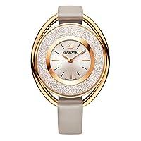 Swarovski Crystalline Oval Rose Gold Tone Reloj de Swarovski