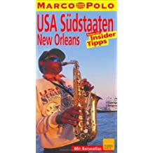 Marco Polo Reiseführer USA Südstaaten, New Orleans