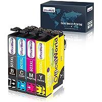 OfficeWorld 603 XL Multipack Cartouche d'encre compatible pour Epson 603 603XL avec Epson Expression Home XP-2100 XP-2105 XP-3100 XP-3105 XP-4100 XP-4105 Workforce WF-2810DWF WF-2830DWF WF-2850DWF