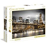 Clementoni - 39366 - Puzzle - High Quality Collection - New York Skyline - 1000 Pièces