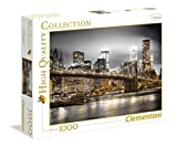 Clementoni 39366 - Puzzle 1000 HQC New York Skyline
