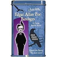 Edgar Allan Poe Plasters - Band Aids In A Tin preisvergleich bei billige-tabletten.eu