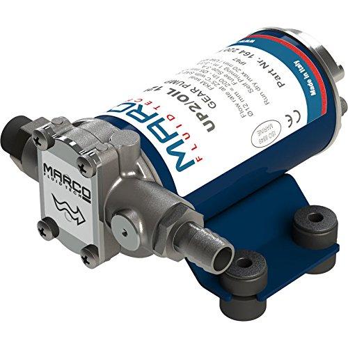 Marco UP2/Oil 24V Transferpumpe Bootspumpe Ölpumpe Heizölpumpe Schiffspumpe Förderpumpe Motorölpumpe Hydrauliköl.