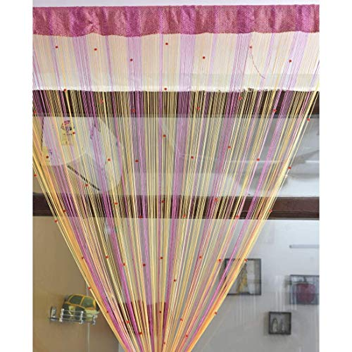check MRP of pink colour curtains Home Desirica