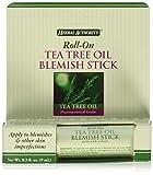 Herbal Authority Roll-on Tea Tree Oil Bl...