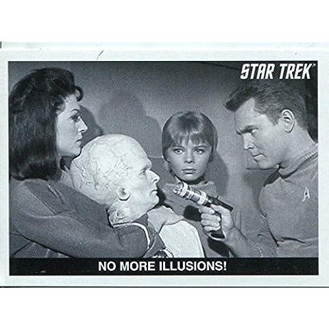 Star Trek TOS per il 40° anniversario di inseguimento 1967-Carta#89
