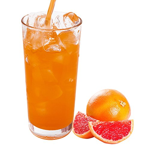 Grapefruit Geschmack extrem ergiebiges Getränkepulver für Isotonisches Sportgetränk Energy-Drink ISO-Drink Elektrolytgetränk Wellnessdrink