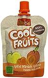 Vitabio Cool Fruits gelbe Früchte, 8er Pack (8 x 90 g)