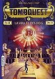 """Afficher """"TombQuest n° t.03<br /> Vallée des rois (La)"""""""