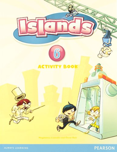 Islands Spain Level 6 Activity Book Pack por Magdalena Custodio