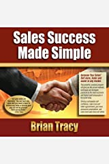 Sales Success Made Simple by Brian Tracy (2012-01-10) Audio CD