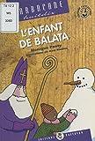 L'Enfant de Balata (Sarbacane huit dix) (French Edition)