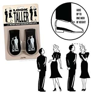 Look Taller Shoe Lifts
