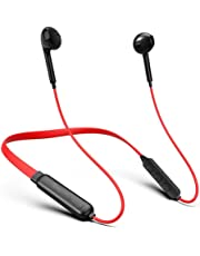 ZapTech GB01 in Ear Wireless Bluetooth Headphone with Microphone | Upto 5 Hours Music Time | Handsfree Headset Compatible with Apple iPhone, Oppo, Vivo, Samsung, Lenovo Mobile Phones and Tablets.