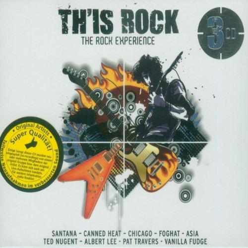 Th'is Rock - the Rock Experience (Tw.Re-Recorded)
