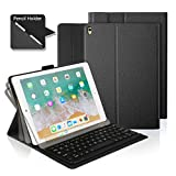 iPad Pro 10.5/iPad air 3 10.5 Funda con Teclado Bluetooth,iPad Funda Protectora con Teclado...