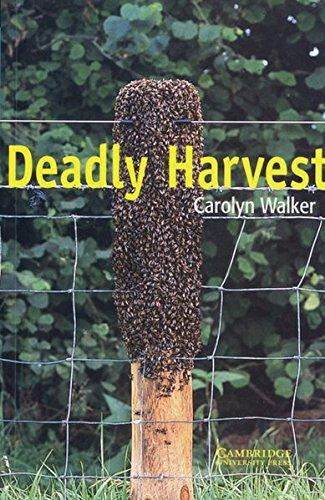 Deadly Harvest: Englische Lektüre für das 5. Lernjahr. Paperback with downloadable audio